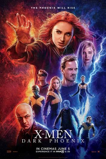 X-MEN: DARK PHOENIX <span>[Trailer 2,3D]</span> artwork