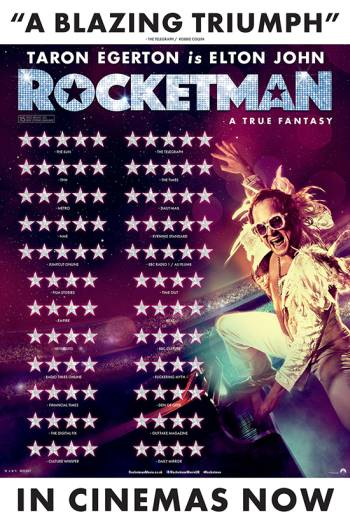 Rocketman Sing-A-Long Poster