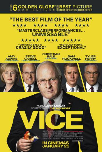 VICE <span>(2018)</span> artwork