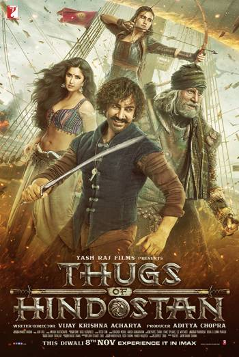 THUGS OF HINDOSTAN <span>[Hindi,Subtitled]</span> artwork