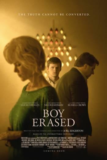 BOY ERASED <span>(2018)</span> artwork