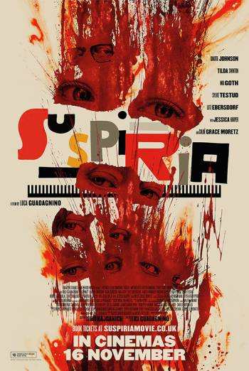 SUSPIRIA <span>(2018)</span> artwork