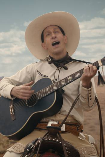 THE BALLAD OF BUSTER SCRUGGS <span>(2018)</span> artwork