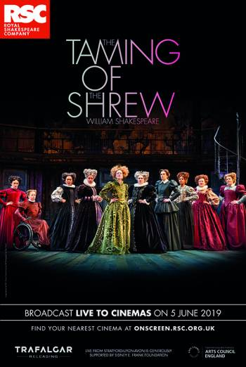 Royal Shakespeare Company: The Taming of the Shrew Poster