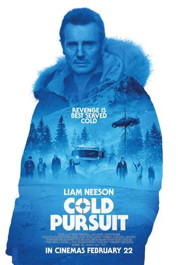 COLD PURSUIT <span>(2019)</span> artwork