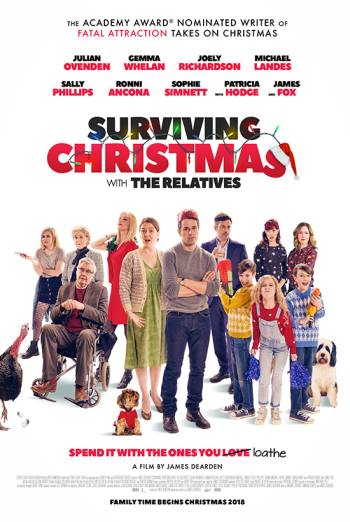 SURVIVING CHRISTMAS WITH THE RELATIVES <span>(2018)</span> artwork