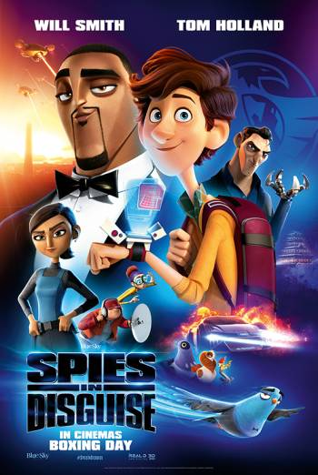 SPIES IN DISGUISE <span>(2019)</span> artwork