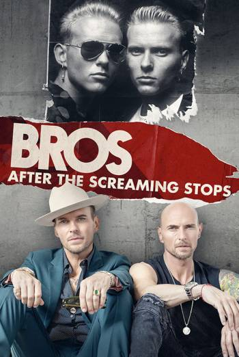 BROS: AFTER THE SCREAMING STOPS <span>(2018)</span> artwork