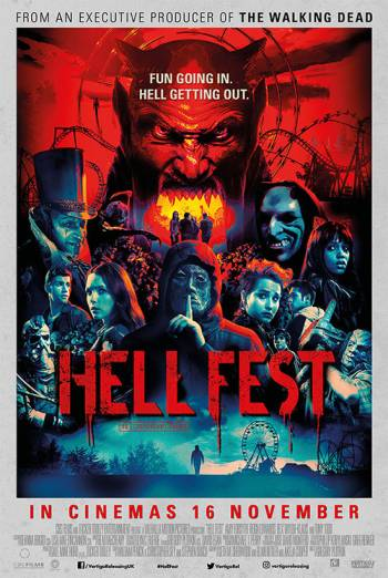 HELL FEST <span>(2018)</span> artwork