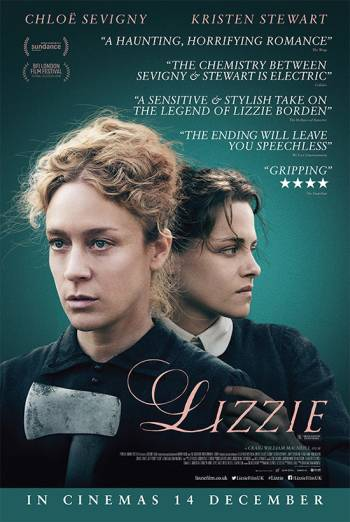 LIZZIE <span>(2018)</span> artwork