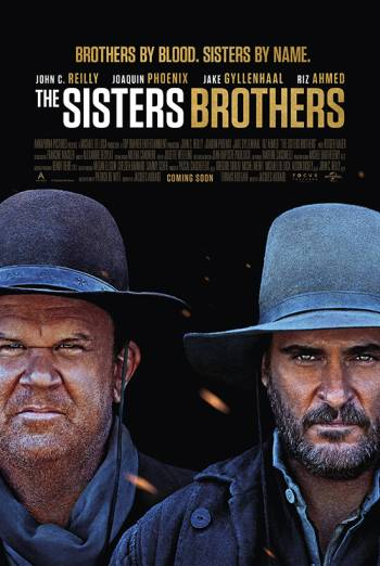 THE SISTERS BROTHERS <span>(2018)</span> artwork