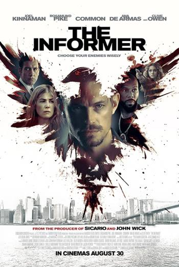THE INFORMER <span>(2019)</span> artwork