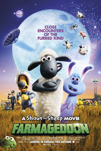 A SHAUN THE SHEEP MOVIE: FARMAGEDDON <span>(2019)</span> artwork
