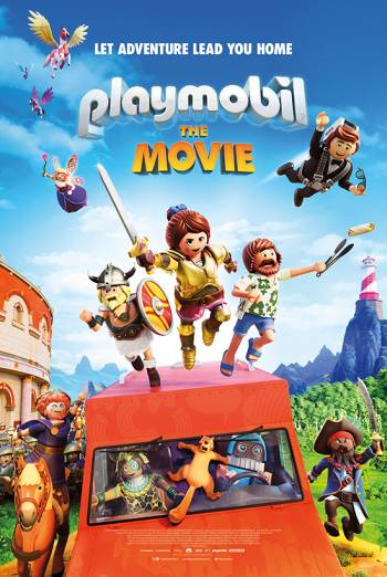 PLAYMOBIL: THE MOVIE <span>(2019)</span> artwork