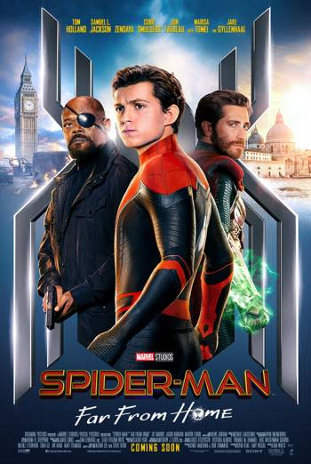 SPIDER-MAN: FAR FROM HOME <span>(2019)</span> artwork
