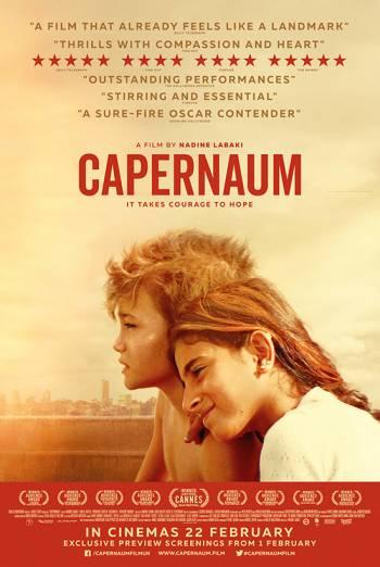 CAPERNAUM <span>(2018)</span> artwork