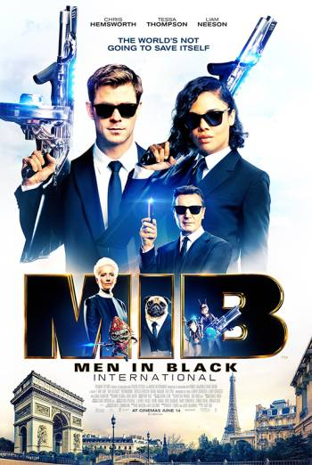 Men In Black International Poster