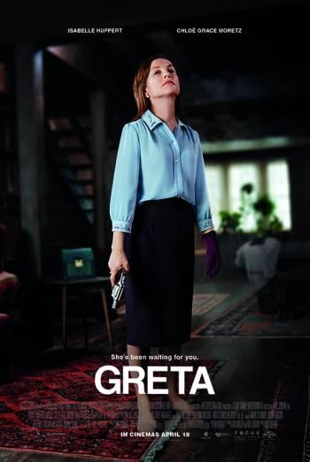GRETA <span>(2018)</span> artwork
