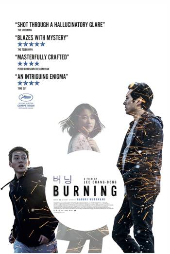 BURNING <span>(2018)</span> artwork