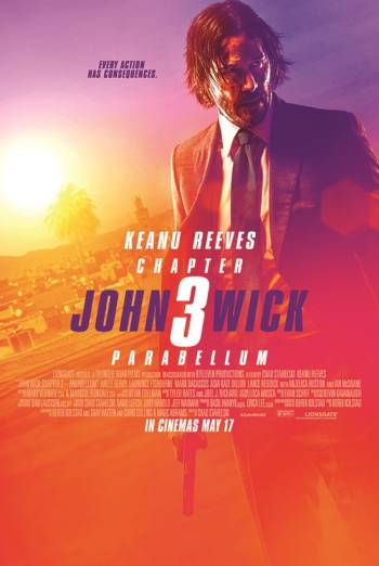JOHN WICK: CHAPTER 3 - PARABELLUM <span>(2019)</span> artwork
