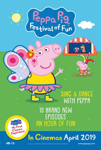 Peppa Pig: Festival of Fun Poster