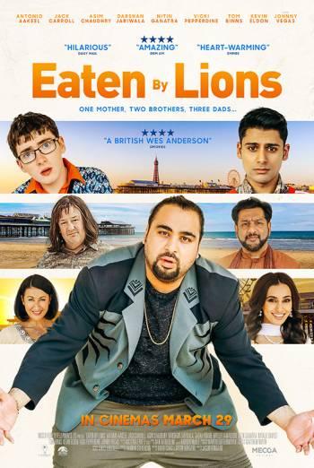 EATEN BY LIONS <span>(2018)</span> artwork