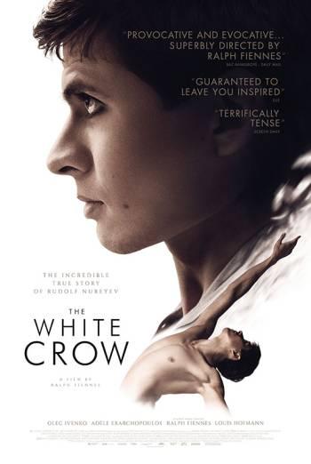 THE WHITE CROW artwork