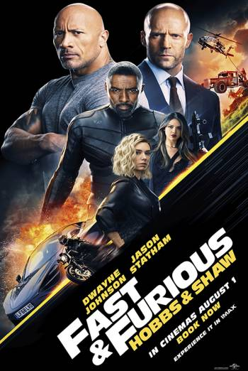 FAST & FURIOUS: HOBBS & SHAW <span>(2019)</span> artwork