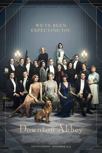 DOWNTON ABBEY <span>(2019)</span> artwork