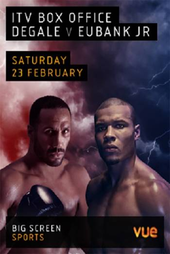 James DeGale vs. Chris Eubank Jr