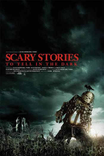 SCARY STORIES TO TELL IN THE DARK <span>(2019)</span> artwork