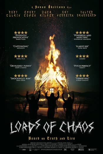 LORDS OF CHAOS <span>(2019)</span> artwork