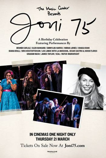 The Music Center Presents JONI 75 A Birthday Celeb