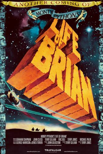 Monty Python's Life of Brian - 40th Anniversary