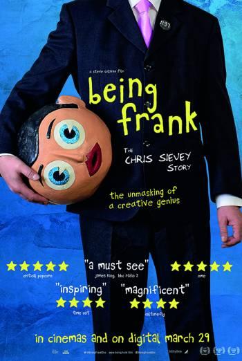 BEING FRANK: THE CHRIS SIEVEY STORY <span>(2018)</span> artwork