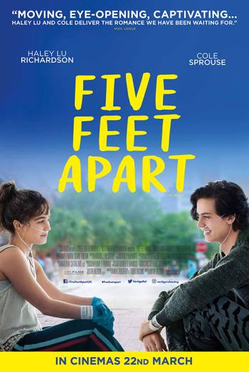 FIVE FEET APART <span>(2019)</span> artwork