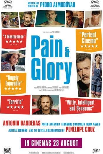 PAIN AND GLORY <span>(2019)</span> artwork