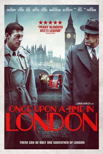 ONCE UPON A TIME IN LONDON <span>(2019)</span> artwork