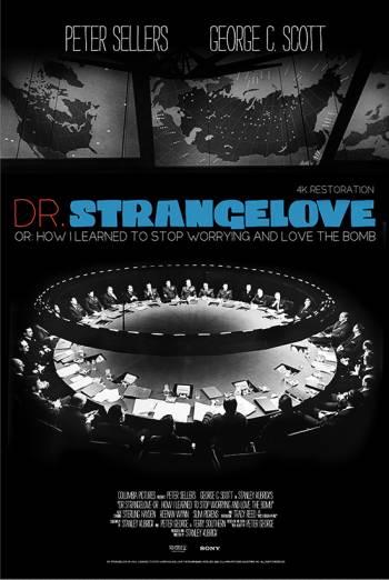 Dr Strangelove + Exclusive Short Film (Flashback)