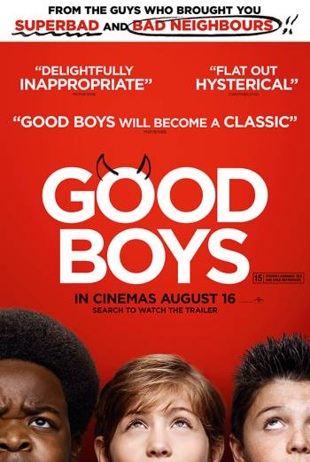 GOOD BOYS <span>(2019)</span> artwork