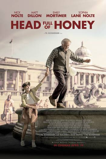 Head Full Of Honey Poster