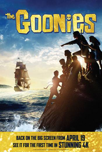 The Goonies (4K) (Flashback) Poster