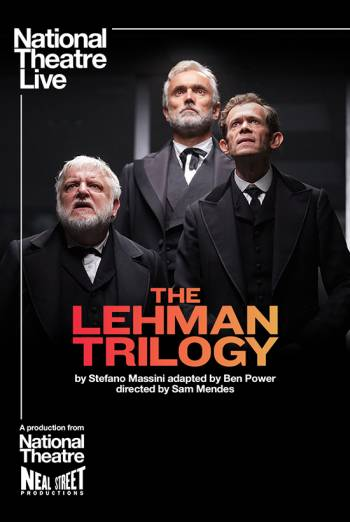 NT Live: The Lehman Trilogy Poster