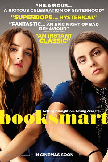 BOOKSMART <span>(2019)</span> artwork