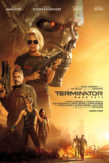 TERMINATOR: DARK FATE <span>[Additional material,Audio description]</span> artwork