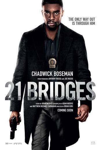 21 BRIDGES <span>(2019)</span> artwork