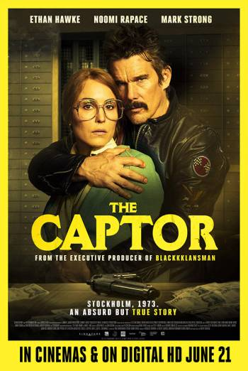 THE CAPTOR <span>(2018)</span> artwork