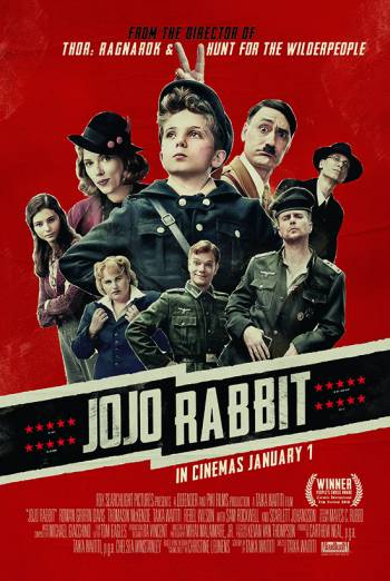 JOJO RABBIT <span>(2019)</span> artwork