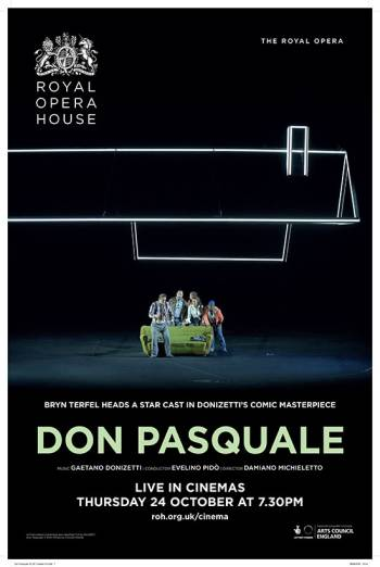 The Royal Opera: Don Pasquale (2019)