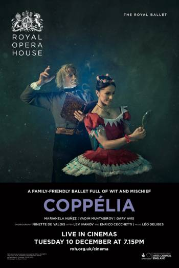 The Royal Ballet: Coppelia (2019) Encore Poster